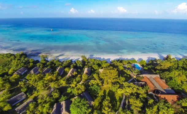 The Manta Resort Pemba Adası balayı tatili için en iyilerden