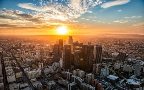 Melekler Şehri Los Angeles balayı tatili