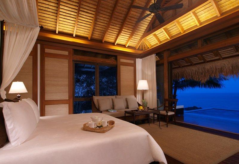 Pangulasian Island Resort Filipinler balayı lüks tatili