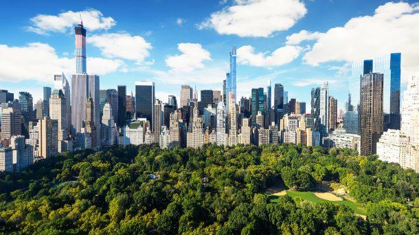 Balayı tatilinde New York'un Central Parkını ziyaret edin