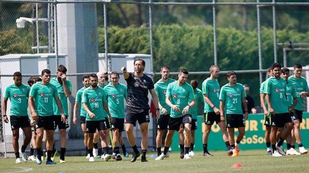 Avustralya Milli Takımı Dünya Kupası'na Antalya'da hazırlanıyor