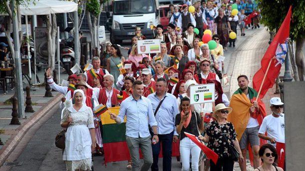 Briers: Türk festivallerinin dünya sanatına açık olmasını takdir ediyoruz