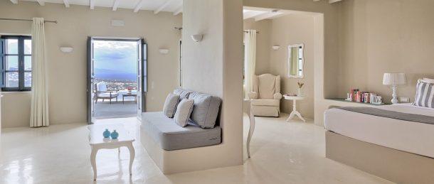 Yunan adası Santorini Carpe Diem Boutique Resort lüks balayı tatili