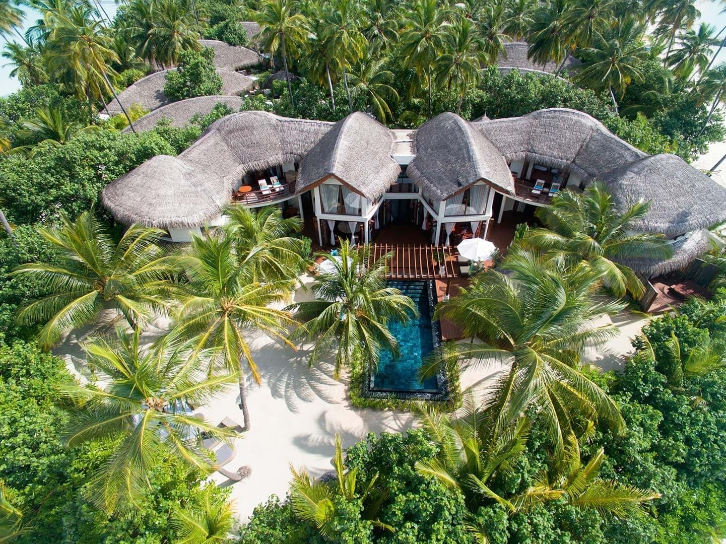 Constance Halaveli Maldives - Maldivler