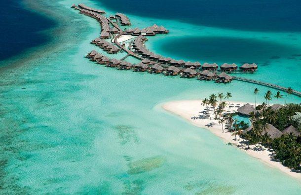 Balayı tatili için Constance Halaveli Maldives - Maldivler
