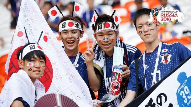 Japonlar, Dünya Kupası'nda temizlikleriyle herkese ders verdi!