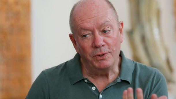 Avrupa Festivaller Birliği (EFA) Yönetim Kurulu Başkanı Jan Briers,