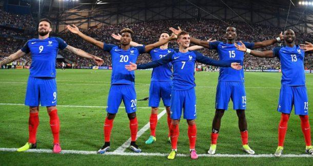 Rusya'da düzenlenecek Dünya Kupası'nın en pahalı takımı Fransa