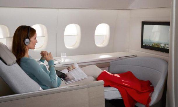 Ünlü Fransız zarafeti Air France KLM ile gökyüzüne taşındı