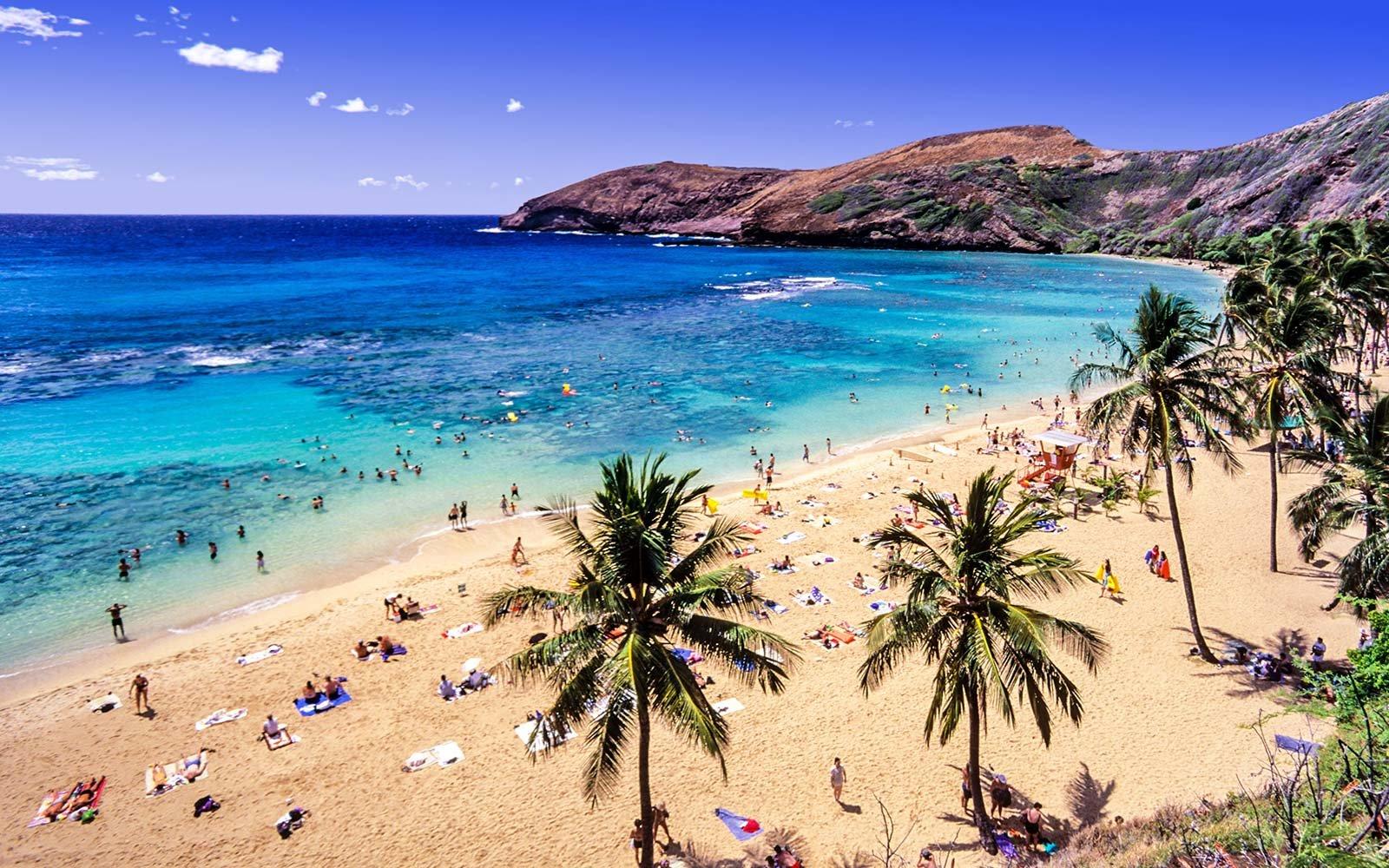 Amerika'da balayı tatillerinin en güzel yerleri