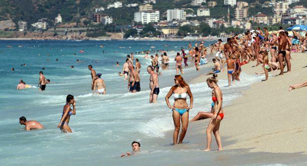 Mayıs ayında Türkiye'ye gelen turist sayısı yüzde 27 arttı!