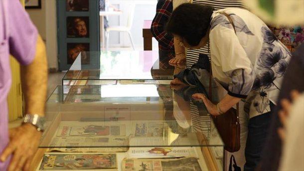 Bakırköy'de Mizah Müzesi açıldı