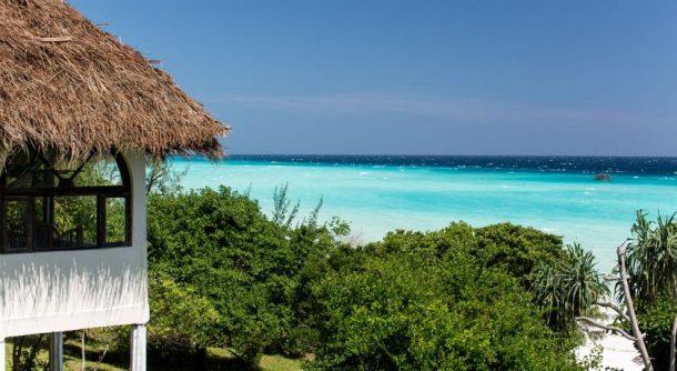 Pemba adası Manta Resort