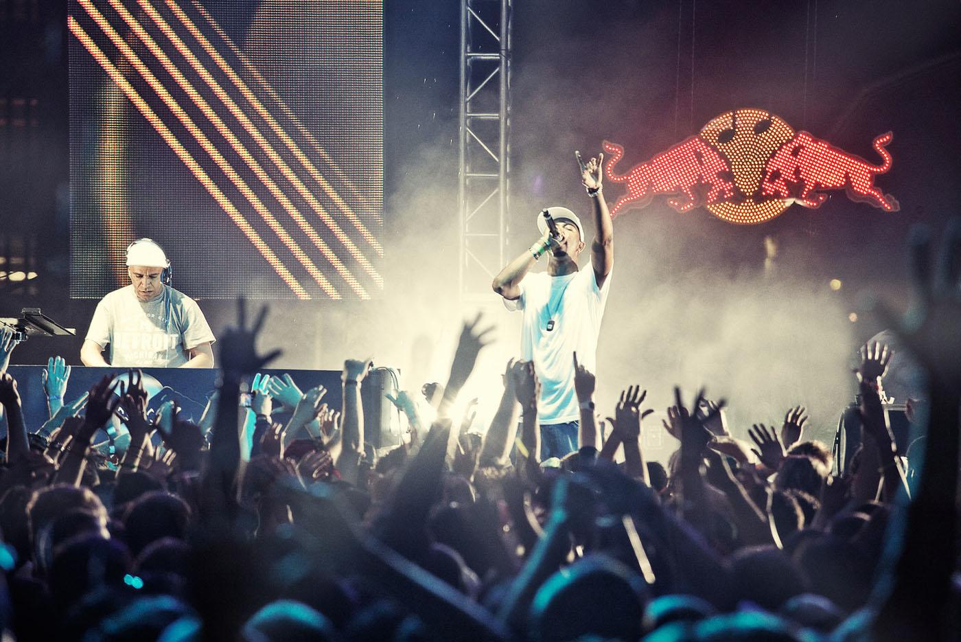 Red Bull Music Festival İstanbul'a geliyor!
