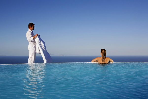 Santorini Carpe Diem Boutique Resort balayı tatili
