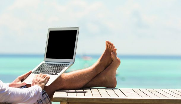 Tatili internetten almak avantajlı