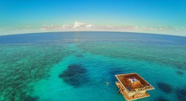 The Manta Resort Pemba Adası lüks balayı otelleri tatili