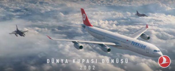 THY'nin 85 yılını anlatan reklam filmi yayınlandı