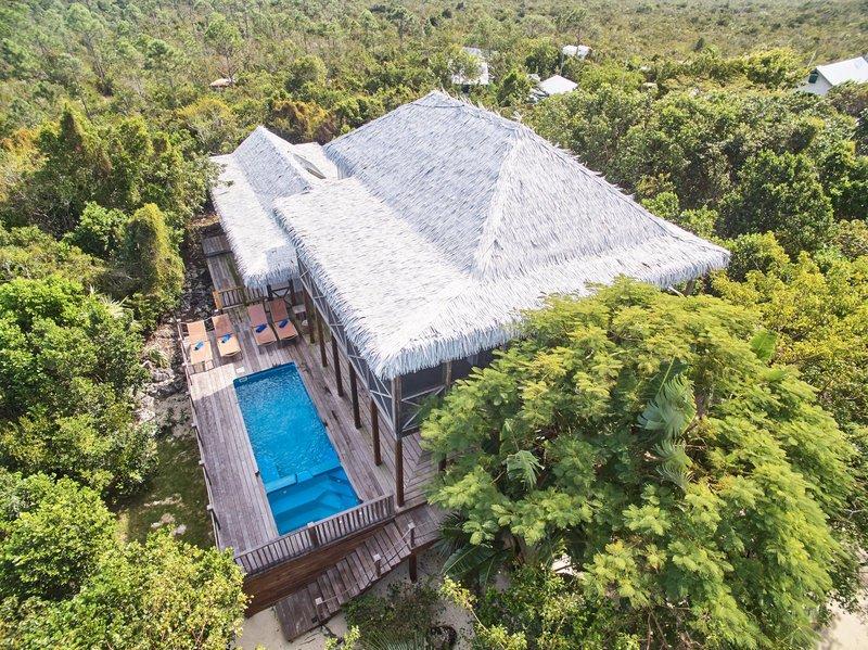 Tiamo Resort Bahamalar lüks balayı oteli