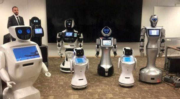 3. Havalimanı'nda Türk robotlar görev alacak!