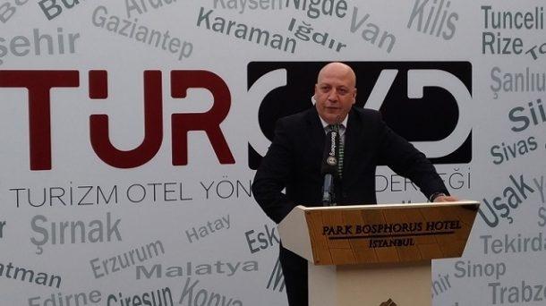 TUROYD Başkanı Aksu: Turizm bakanı liyakate göre seçilsin!