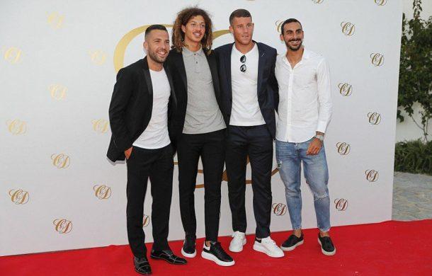 Jordi Alba, Ethan Ampadu, Ross Barkley ve Davide Zappacosta