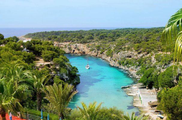 Mallorca'nın saklı mücevheri Cala Pi Plajı