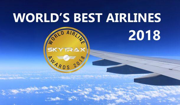 Skytrax'ın 'Dünyanın En İyi Havayolu Şirketi' ödülü Singapur Havayolları'nın