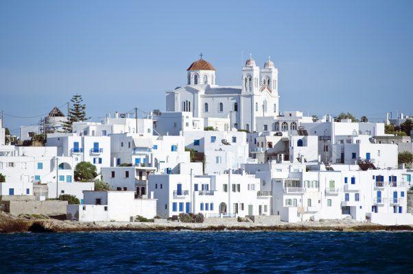 Yunan Adaları'nın yeni Mykonos'u: Paros Adası