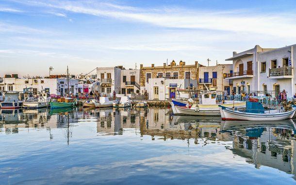 Paros, Akdeniz'in en iyi adası seçildi