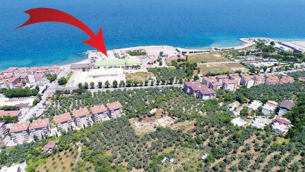 AVM'i antik kentin üzerine diktiler, ardından imar barışı için başvurdular!