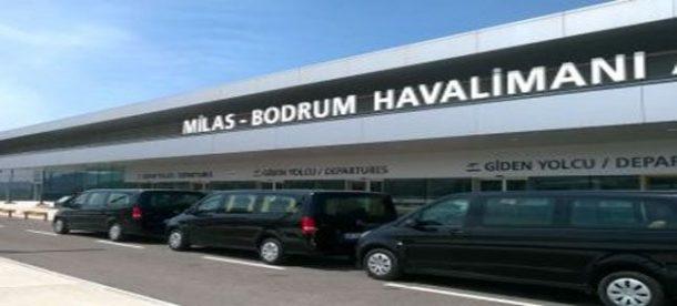 Bodrum - Milas Havalimanı'nda UBER'e ceza yağdı!