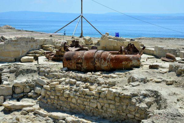 Çanakkale'deki Seddülbahir Kalesi yaşayan müze olacak