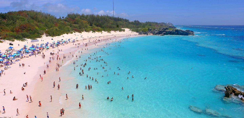 Instagram Dünyanın en iyi 10 plajı Horseshoe Bay Bermuda