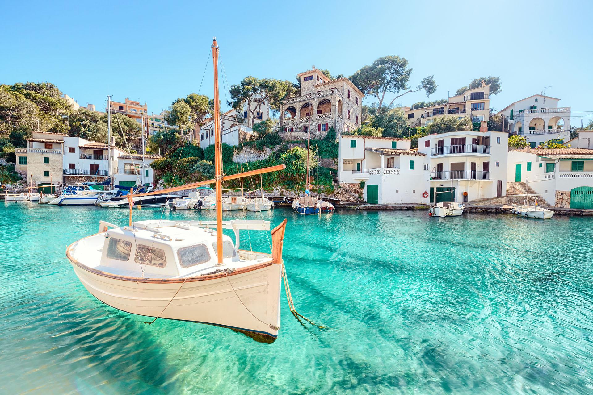 En güzel ispanyol adalarından Mallorca