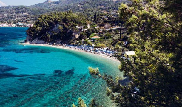 Yeşil ve turkuazın en yakıştığı ada Samos