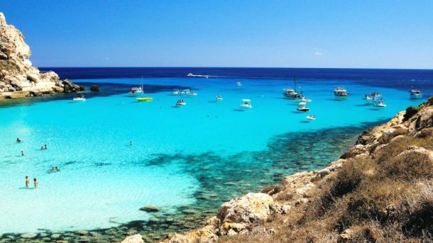 Forbes'in seçtiği en güzel İtalyan Plajları
