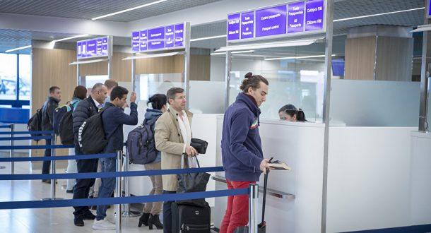 Havaalanlarında pasaportsuz uçuş geliyor!