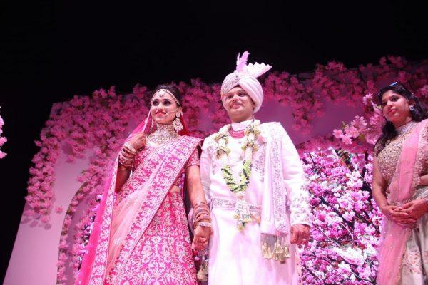 Bodrum'daki Hint düğünü 4 gün sürdü