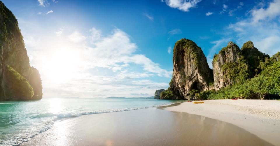 İnstagram'a göre Dünyanın En İyi 10 Plajı Ao Nang  Tayland