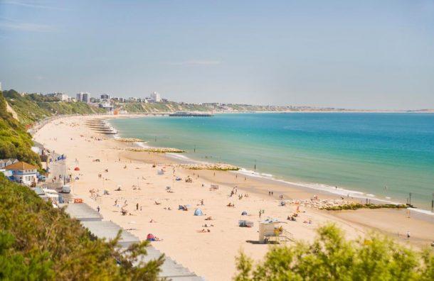 İnsagram'a göre Dünyanın En İyi 10 Plajı Bournemouth İngiltere