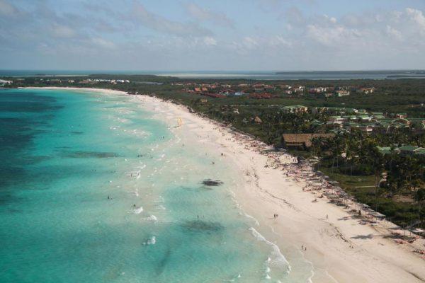 Instagram'a göre Dünyanın En İyi 10 Plajı Cayo Coco Plajı Küba