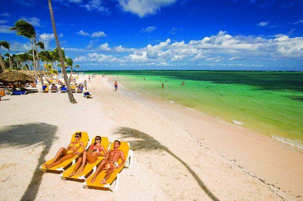 İnstagram'a göre Dünyanın En İyi 10 Plajı Bavaro Dominik