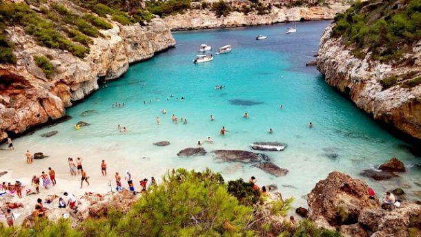 İspanyol Adası Mallorca'nın En iyi 10 Plajı