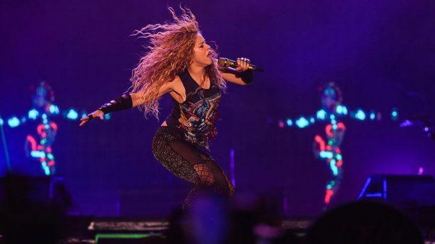 İstanbul'da Shakira rüzgarı esti!