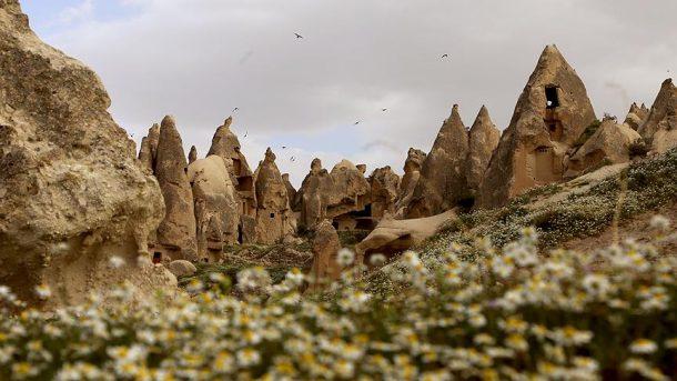Kapadokya'da 6 aylık rakamlarda 2014'e yaklaşıldı