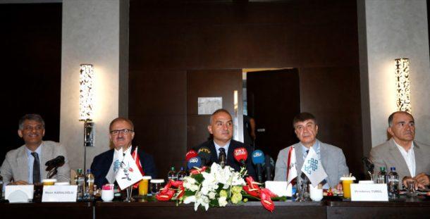 Bakan Mehmet Ersoy: Turizm tek kişiyle olmaz, turizmi yayacağız!