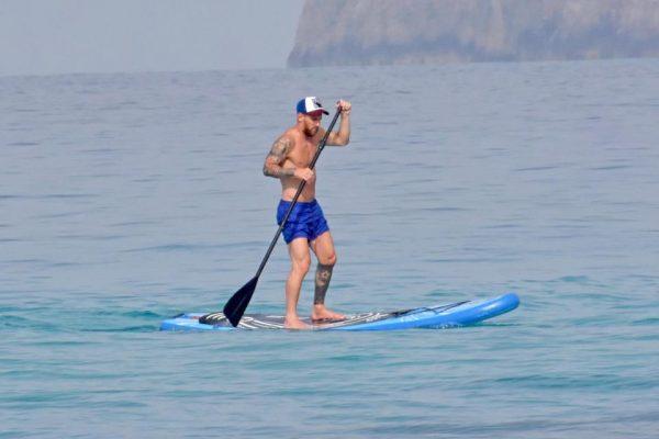 Messi ve Fabregas İspanyol Adası İbiza'da, İsco Barbodos'da tatilin keyfini çıkarıyor!