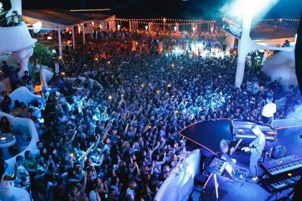 Odessa İbiza Beach Club turistlerin gözdesi