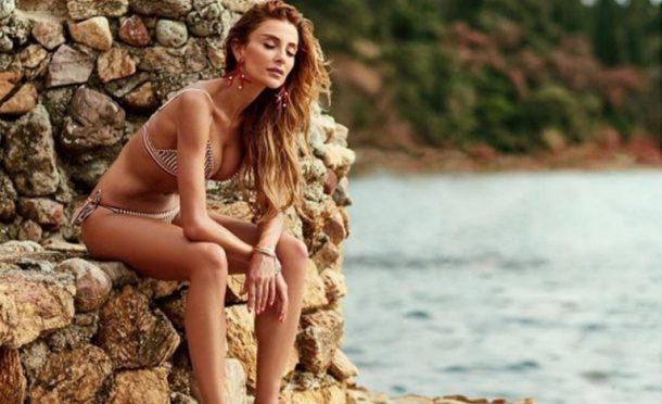 Özge Ulusoy, Yunan Adası Mykonos'ta